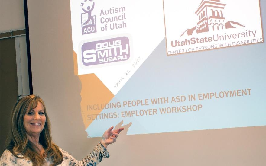 Improving Utah Employment for Autistic Individuals