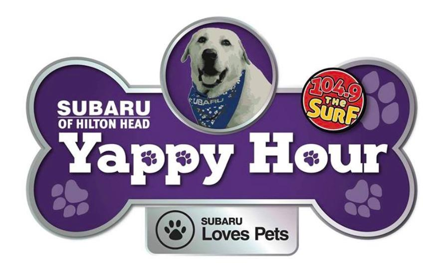 Yappy Hour Raises Funds for HHI Humane Association
