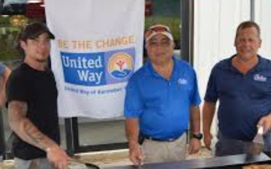 Charlie's and the United Way of Kennebec Valley