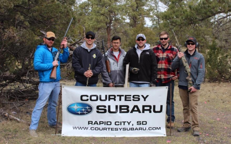 2nd Annual Sporting Clays Fundraiser