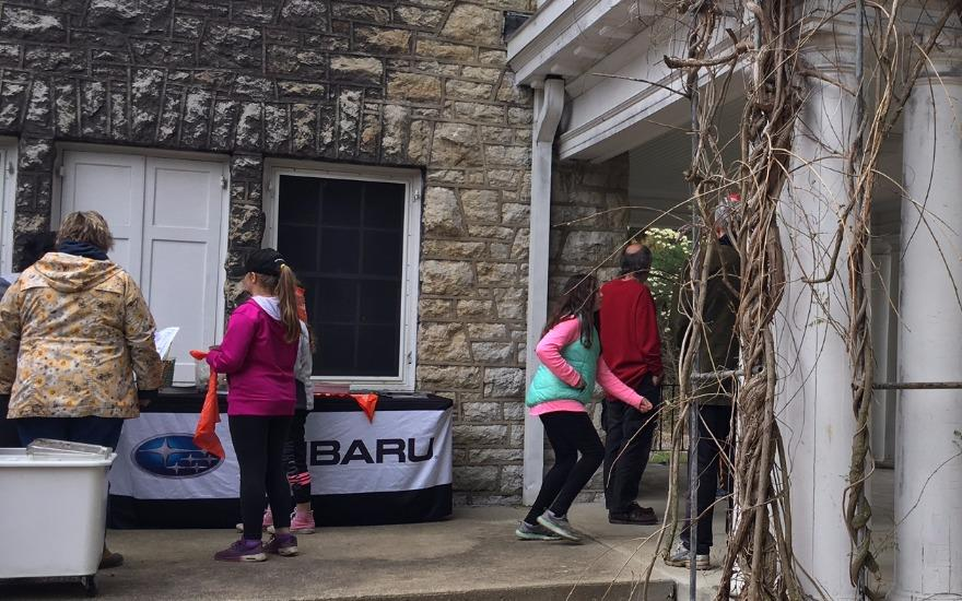 Boardman Subaru Earth Day Clean-Up