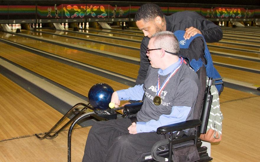 2017 Ability Plus Fun Bowl