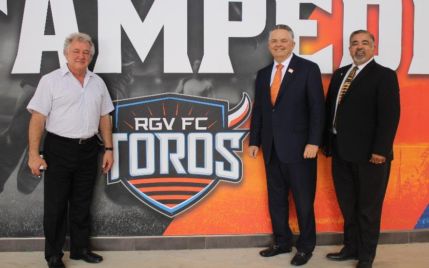 Bert Ogden Subaru partners with New RGV FC Toros