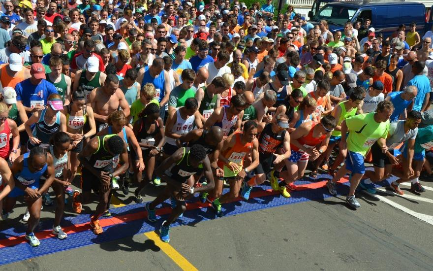 Premier is Major Sponsor for Branford Road Race