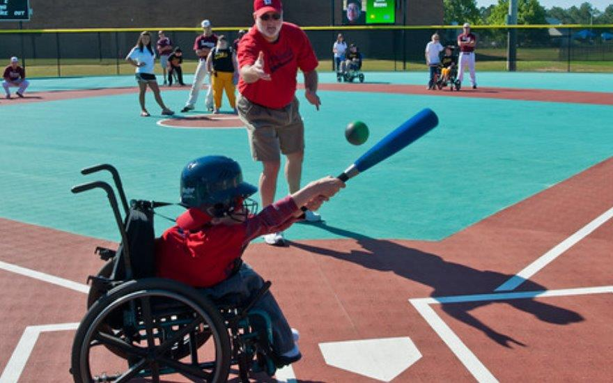 Every Child Deserves the Chance to Play Baseball!