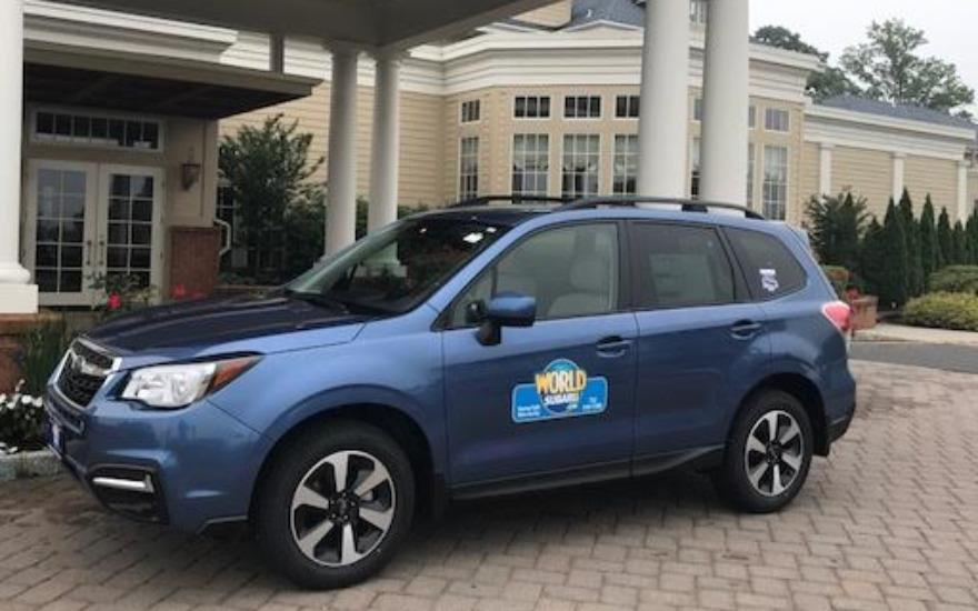 World Subaru-Sponsor at CPC Behavioral Golf Outing