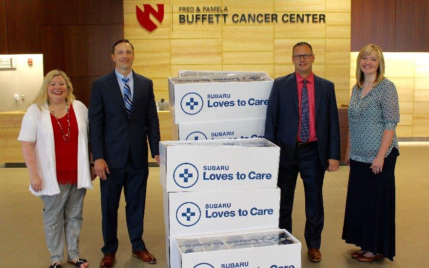 Warmth and Hope Care Packages for Cancer Patients