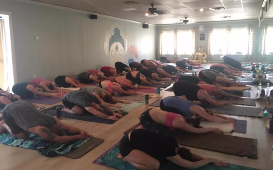 Donaldsons Subaru sponsors Yoga class for cancer