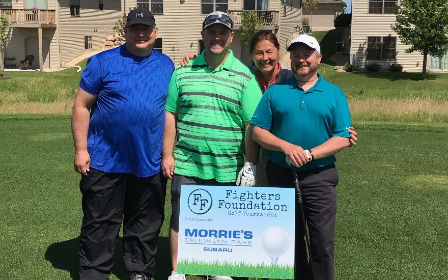 Fighters Foundation Golf Tournament Sponsor