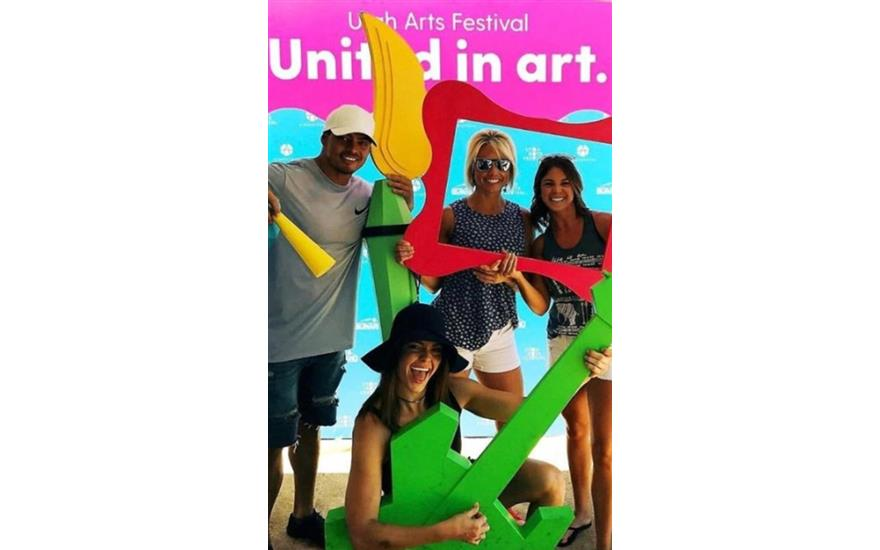 Community United in Art