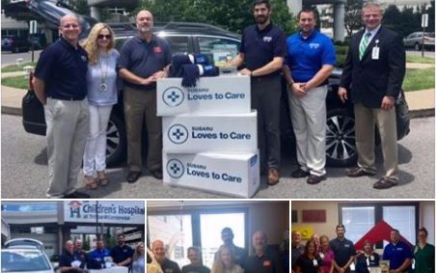 June 2017 - Nashville Subaru Loves to Care