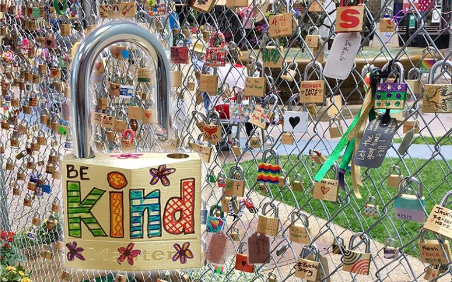 Locks of Compassion