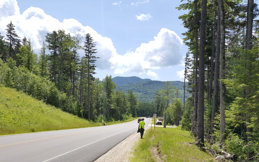 Kancamagus Highway - Keeping It Beautiful