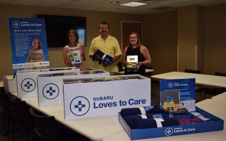 Jensen Subaru Partners with LLS