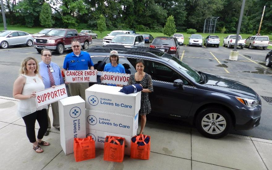 Shults Subaru Supports Cancer Patients, Survivors