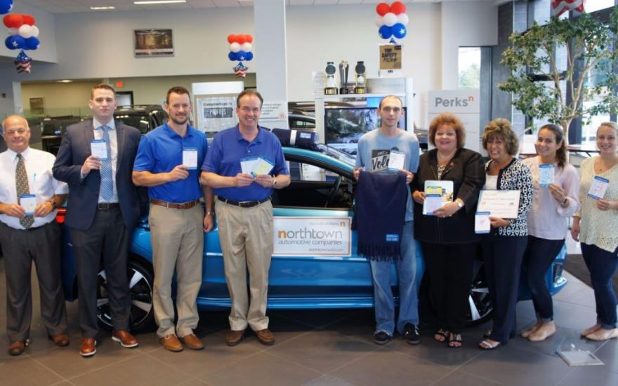 Northtown Subaru Cares for Cancer Patients