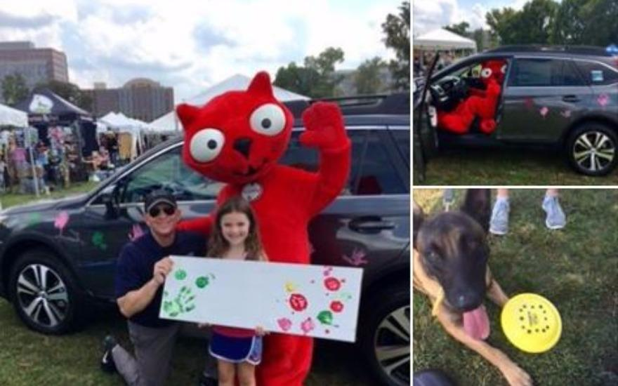 Mutt Strutt & Dog Day Festival - Sept 2017