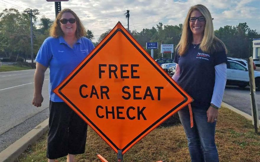 Nemours Child Seat Safety Checks