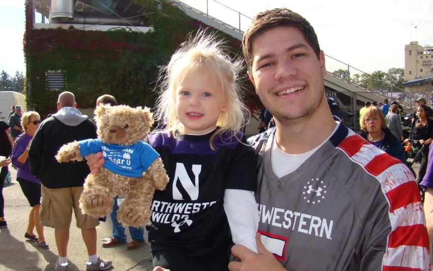 Evanston Subaru Makes Northwestern Games Fun.