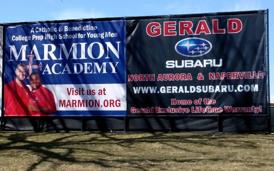 Marmion Thanks Gerald Subaru North Aurora!