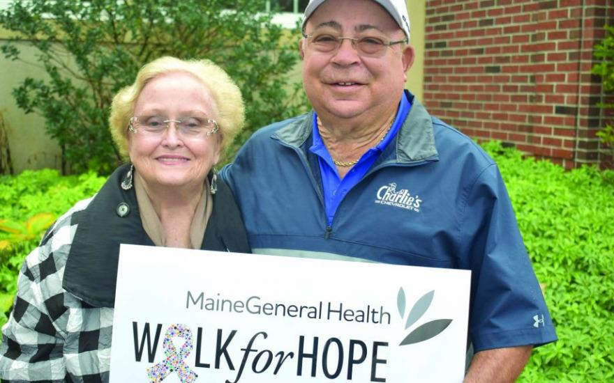 Charlie's Teams up With Maine General Hospital