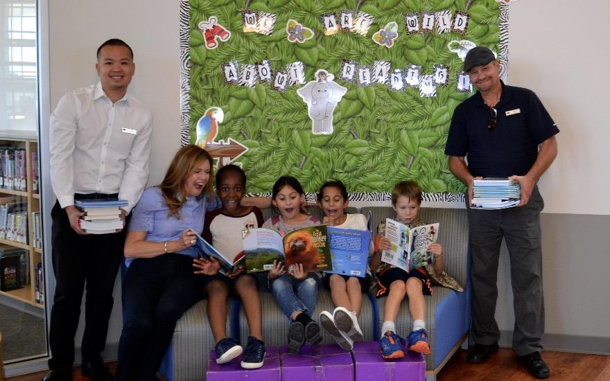 Books for Our Kids Affected by Hurricane Harvey