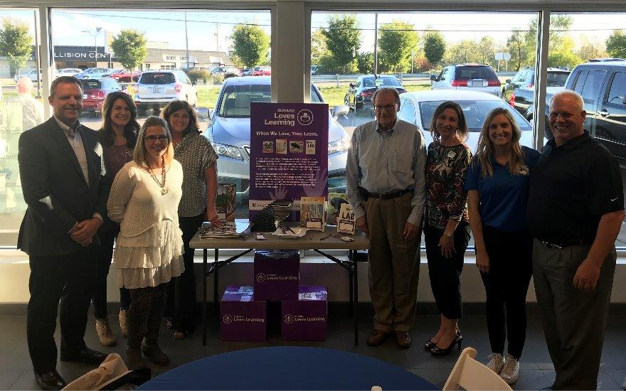 Falcone Subaru Loves Brownsburg Schools