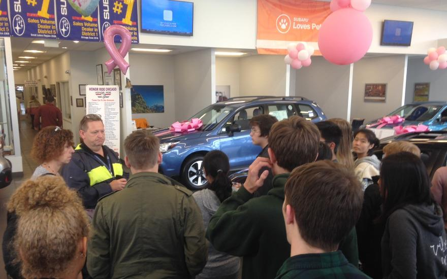 High School Students Learn How to Buy a Car