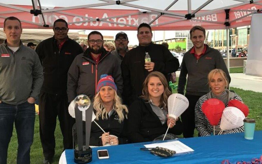 Baxter Subaru Lights the Night with LLS