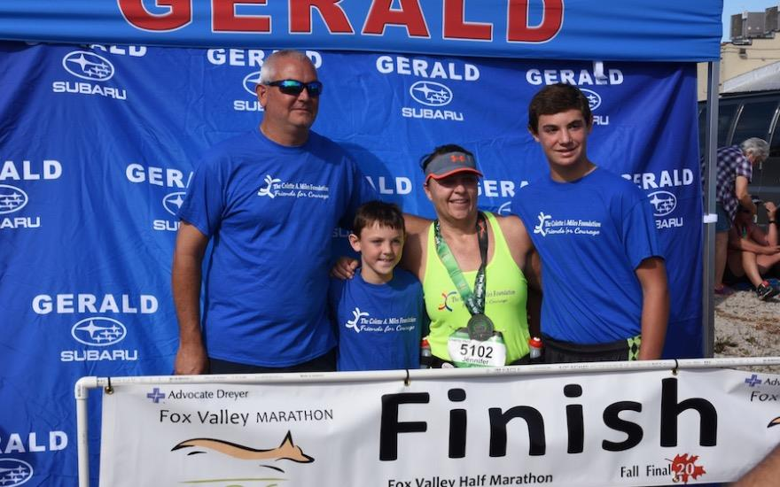 Gerald Subaru & the Fox Valley Marathon Races