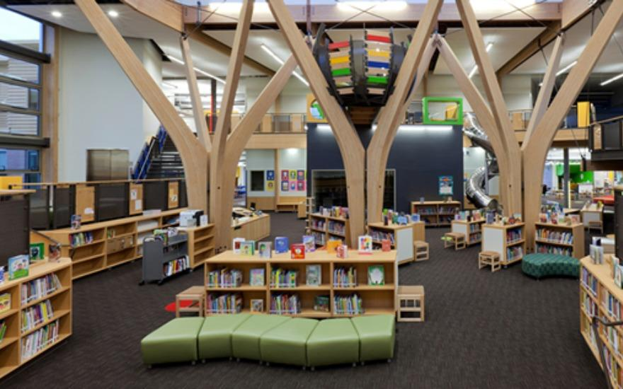 150 Books for Young Learners at Lowrie School
