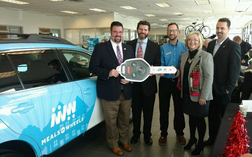 Subaru-A Game Changer for Berks County