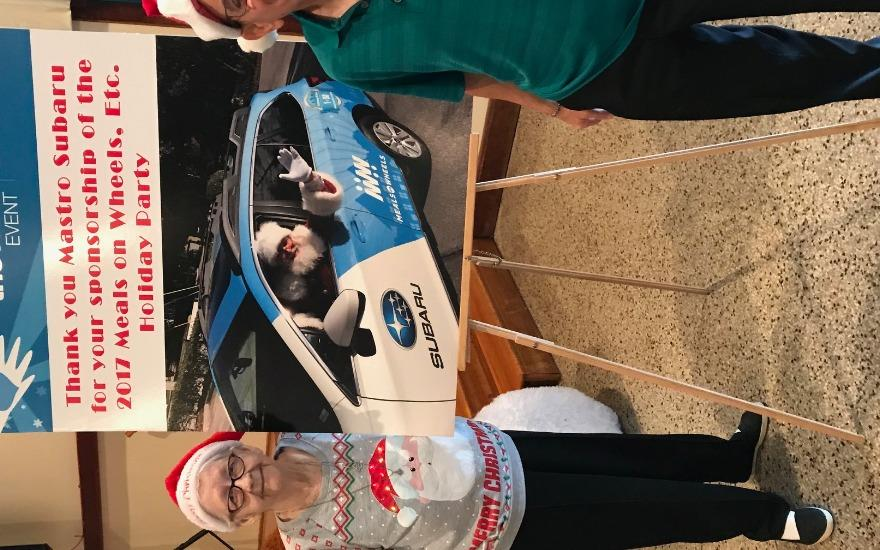 Mastro Subaru supports seniors