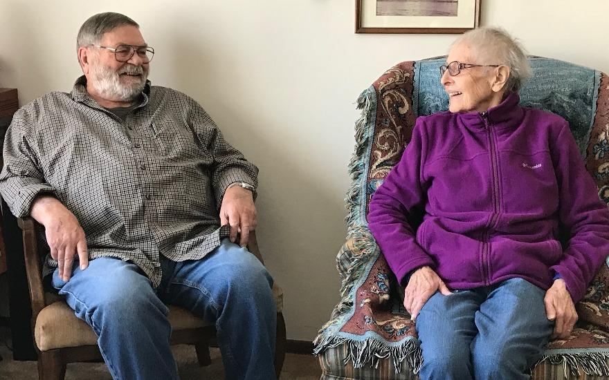 The secret to 62 years of marriage