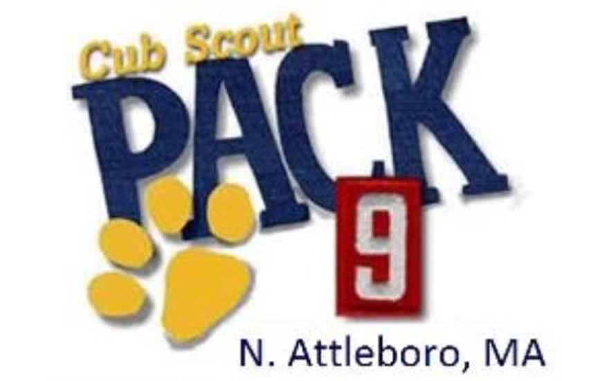 Cub Scouts Pack 9 North Attleboro