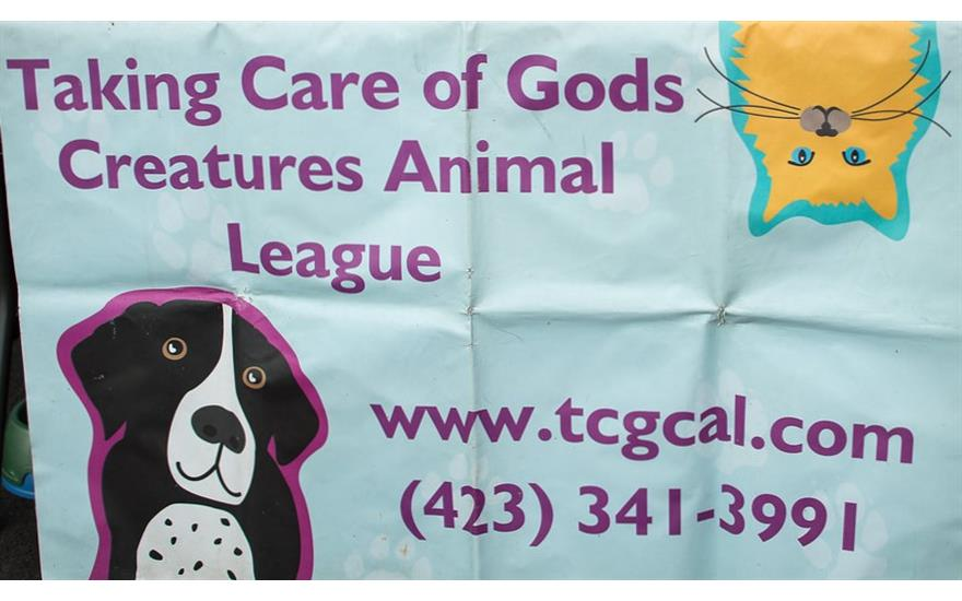 Taking Care of God's Children Animal League