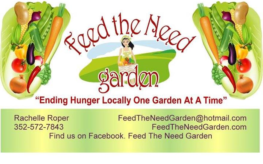 Feed The Need Garden