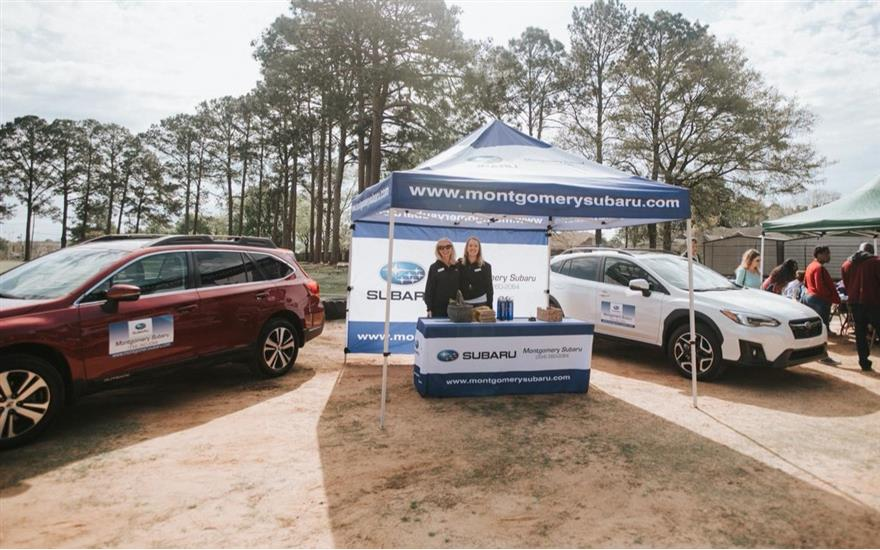 Subaru Supports Maxwell & Gunter Air Force Base