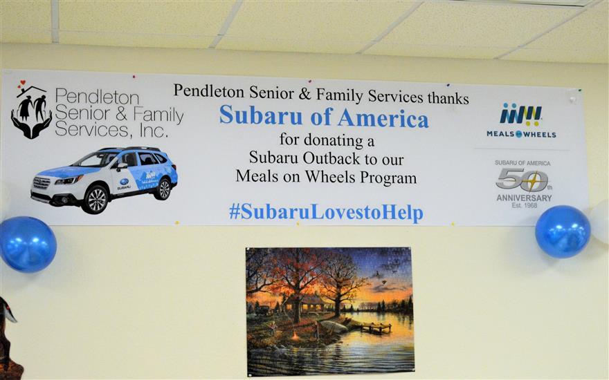 Pendleton Senior and Family Services