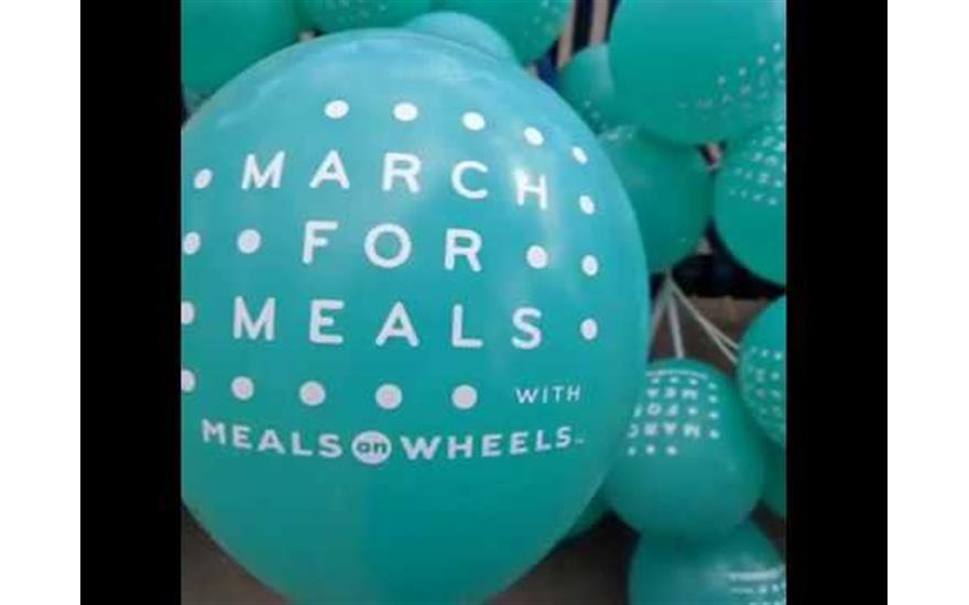 March for Meals Amplified with the Help of Subaru!