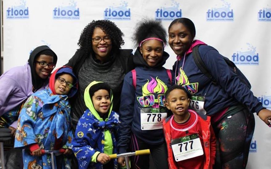 flood's Glow with the Flow 5k Road Race