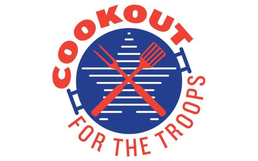 Cook Out For The Troops