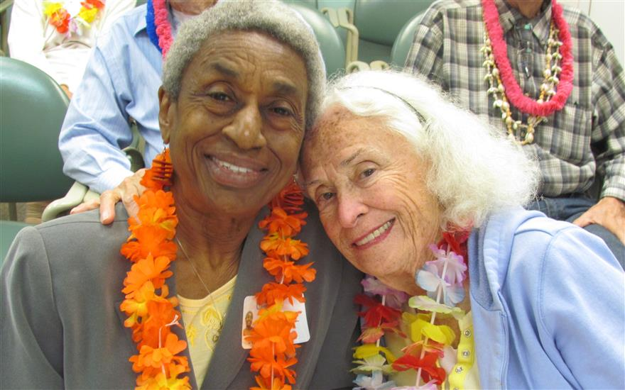 SHARING THE LOVE WITH CONEJO VALLEY SENIORS