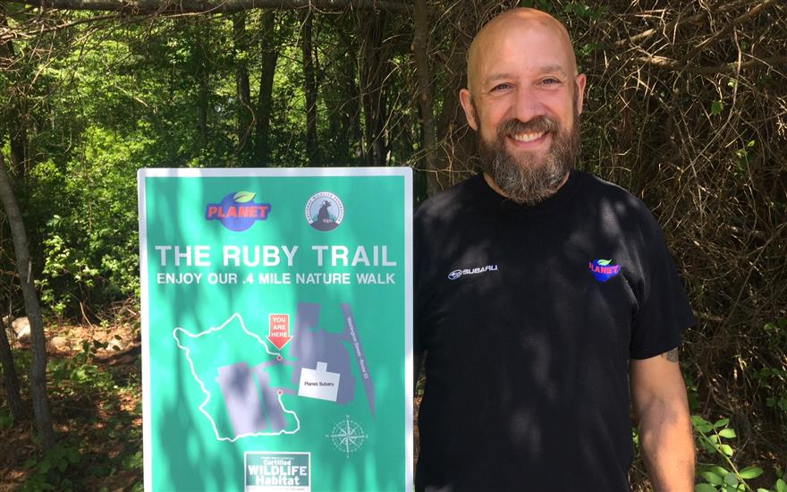 The Ruby Trail