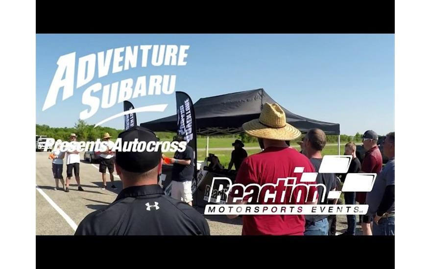 Adventure Subaru supports Autocross for everyone