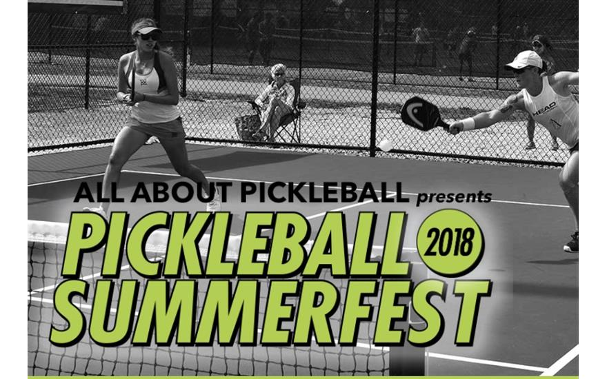 All About Pickleball