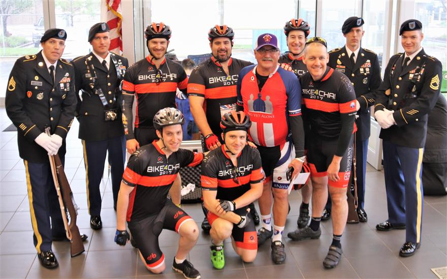 Honor Ride Chicago 2018