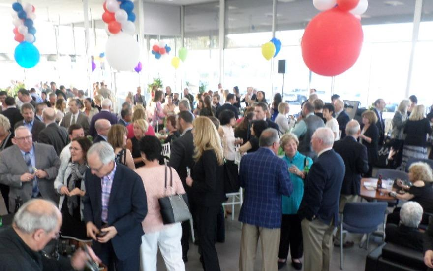 Subaru of Wakefield hosts 2018 Taste of Spring
