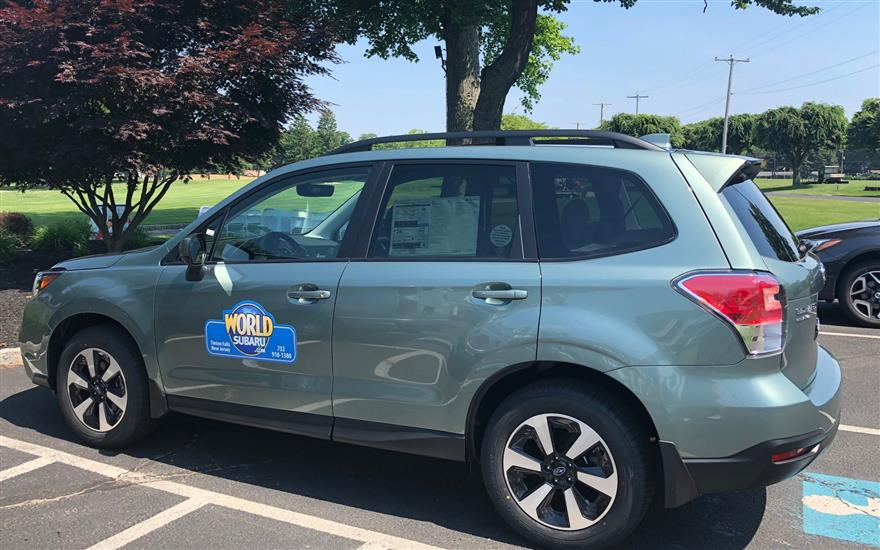 World Subaru Sponsors Monmouth University
