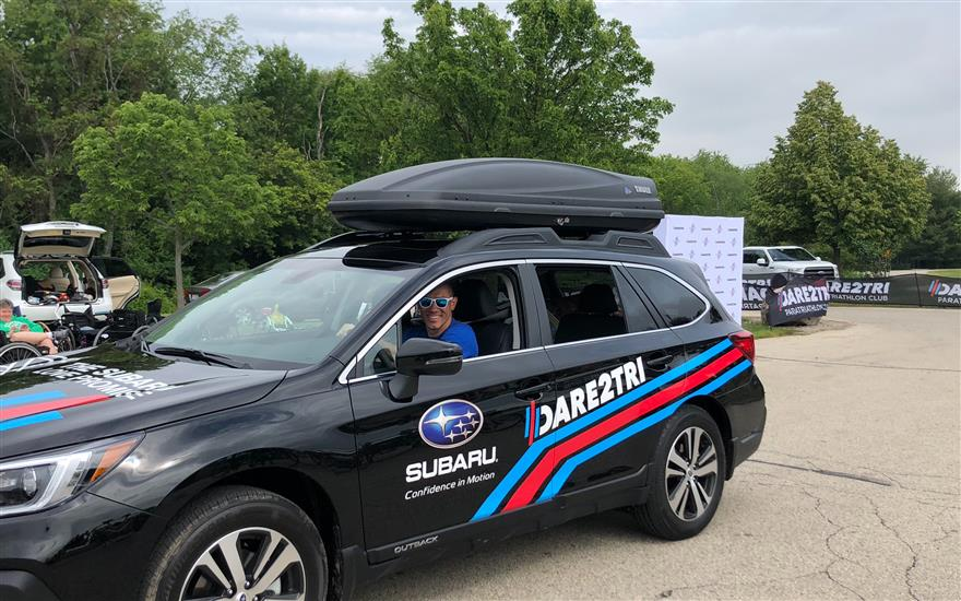 Kenosha Subaru Helps Athletes Reach Their Dreams!